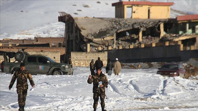 Turkey 'strongly' condemns terror attack in Afghanistan