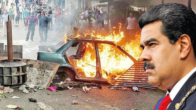 Maduro darbeyi bastırdı