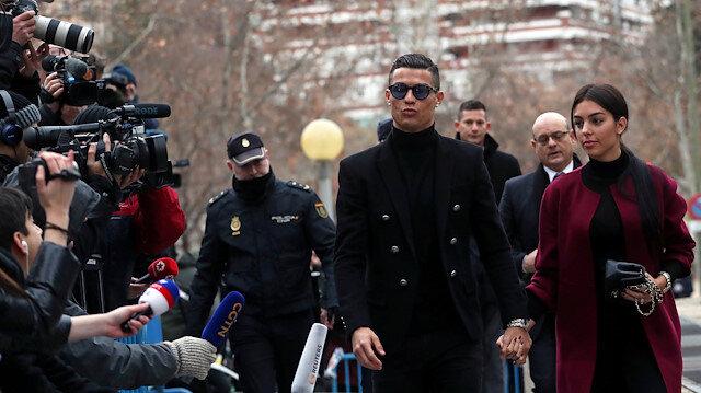 Ronaldo suçunu kabul etti: 18.8 milyon euro ödeyecek