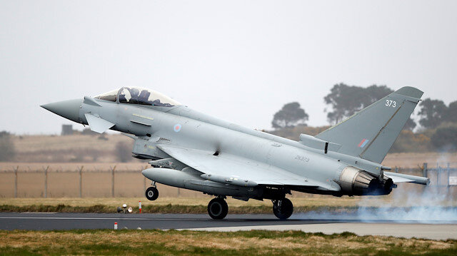 UK to withdraw war jets from Syria, Iraq