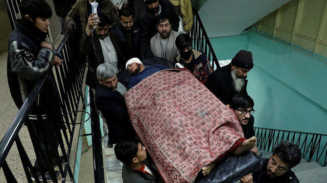 Death toll from Afghan car bombing rises to 43