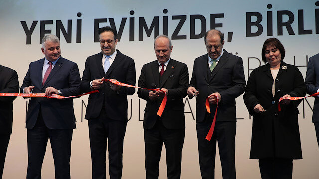 Turkish Airlines opens facilities in Istanbul Airport