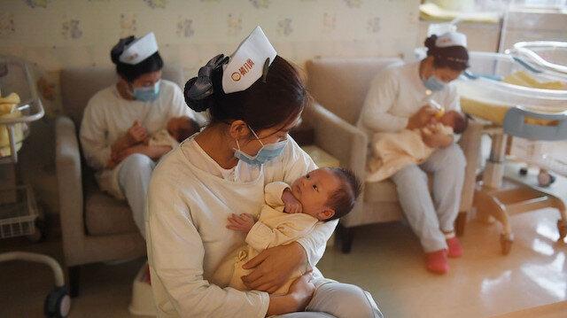 Çin'de doğum oranları düştü