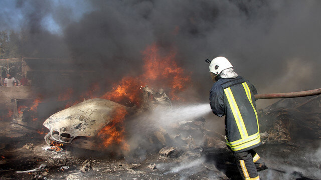 One dies, at least four injured after car bomb explodes in Syria's Latakia