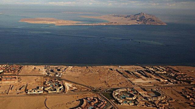 Mısır'da Tiran ve Sanafir adaları yeniden gündemde