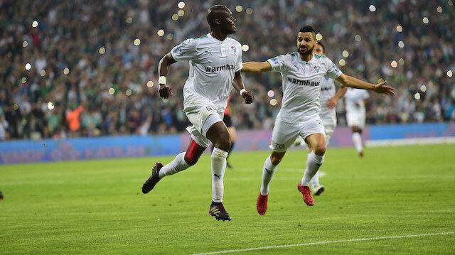 Moussa Sow Gazişehir Gaziantep'e transfer oldu