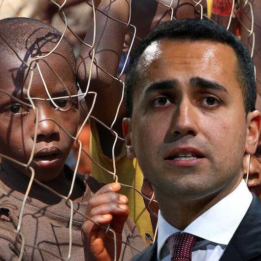İtalya: Fransa Afrika'yı sömürerek göçü tetikliyor