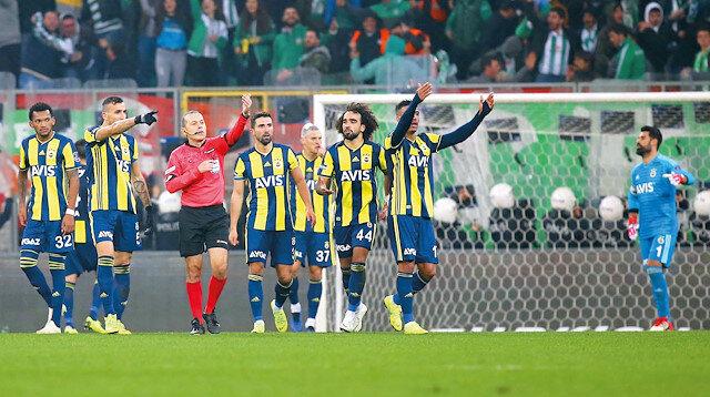 Fenerbahçe'de çakır isyanı