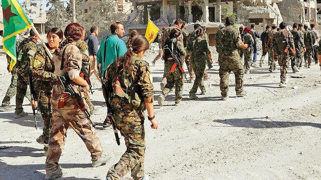 YPG/PKK Rakka'da infaz: Örgüte katılmaya direnen sivili öldürdü