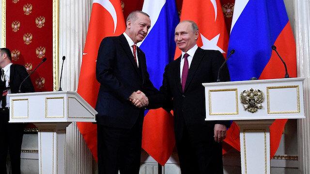 Erdoğan ve Putin: Avrupa'dan yazılan mektuba şaşırdık