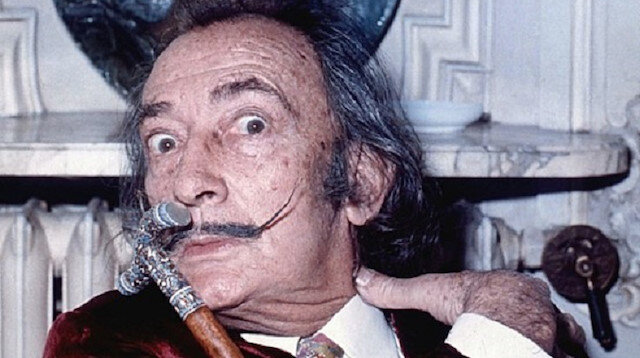 Parayı seven ressam: Salvador Dalí