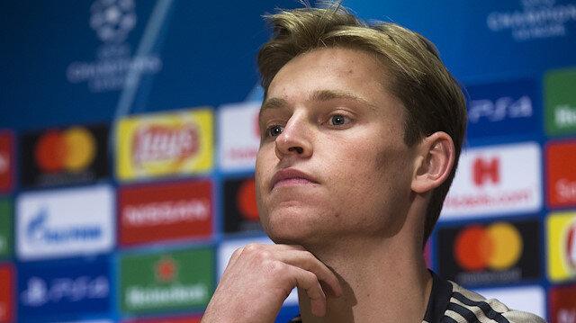 Barcelona Ajax'ın yıldızı De Jong'u transfer etti