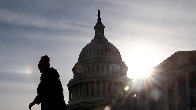 ABD Senatosu. (Fotoğraf: Reuters)