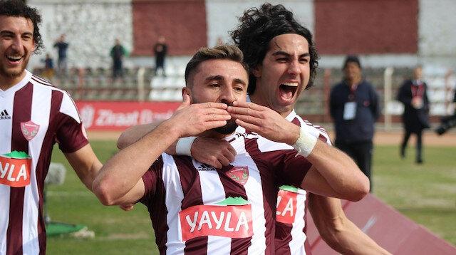 Hatayspor-Başakşehir: 4-1