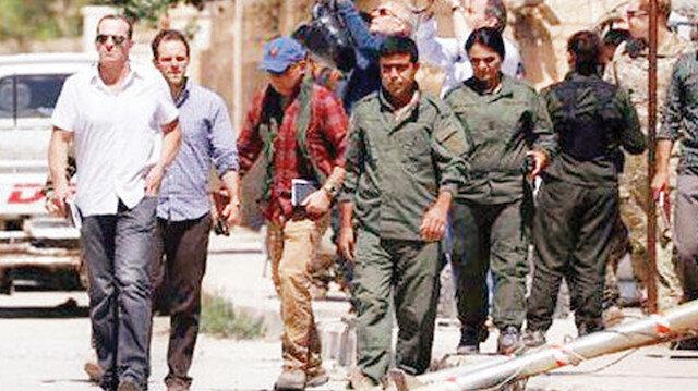 PKK özel temsilcisi!