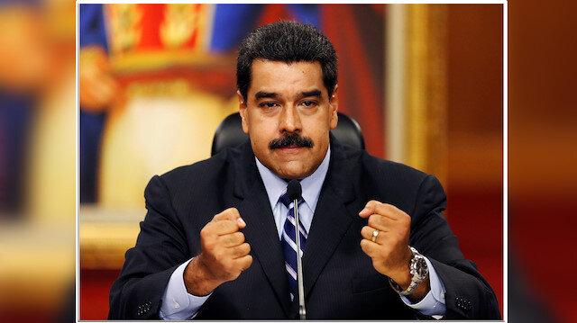 ABD destekli darbe girişimine karşı Maduro'dan seferberlik çağrısı