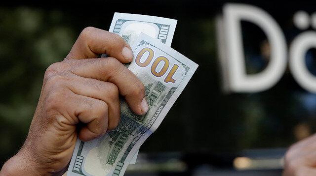 Dolar 5,30'un altında