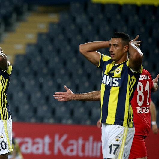 Fenerbahçe-Ümraniyespor: 0-1