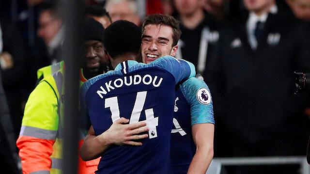 N'Koudou imzaya kaldı