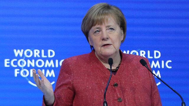 Merkel: AB fikir birliğine sahip değil