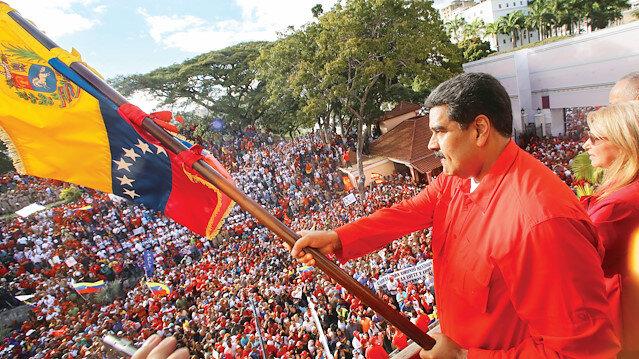 Dik dur Maduro