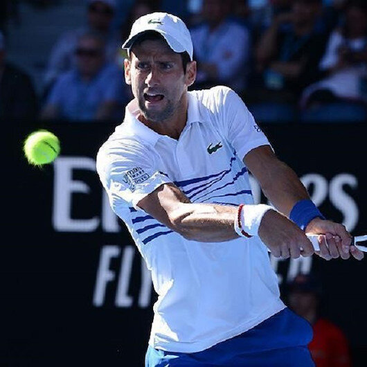 Australian Open: Djokovic beats Pouille to reach final