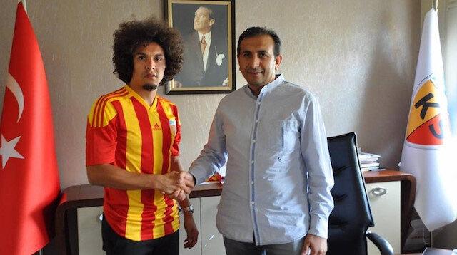 Kayserispor Oğuzhan Berber'in sözleşmesini feshediyor
