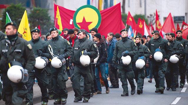 FETÖ ve PKK'ya Alman zırhı
