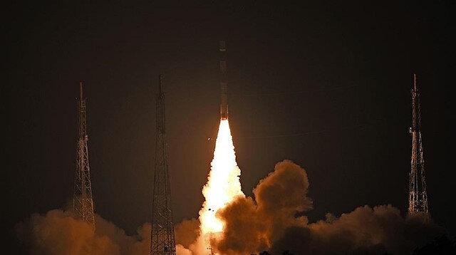 En hafif uydu yörüngeye fırlatıldı