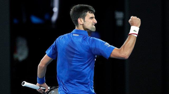 Şampiyon Djokovic