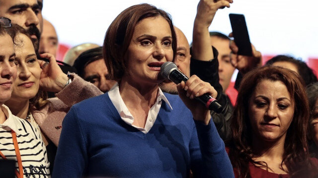 CHP İstanbul İl Başkanı Kaftancıoğlu önce istifa etti sonra geri çekti