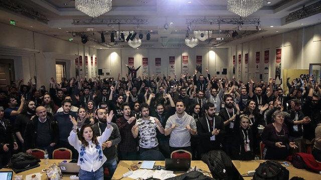 ODTÜ TEKNOKENT ATOM yöneticisi Emek Kepenek, yorucu ancak güzel bir etkinlik gerçekleştirdiklerini ifade etti.
