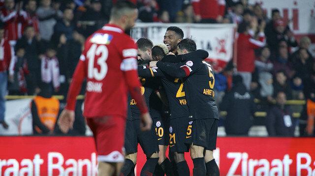 Galatasaray-Boluspor maçının saat ayarı