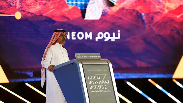Saudi's NEOM set up as joint stock company owned by wealth fund
