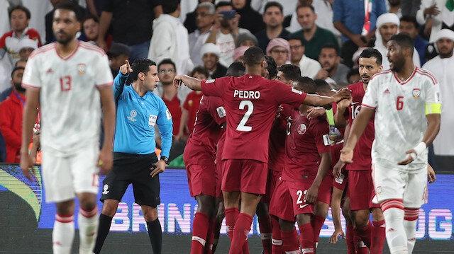 BAE'yi eleyen Katar Asya Kupası'nda finale çıktı