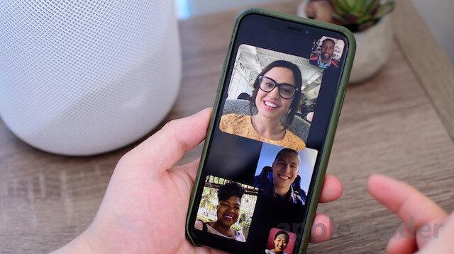 Apple FaceTime kullanıcılarını gizlice dinliyor