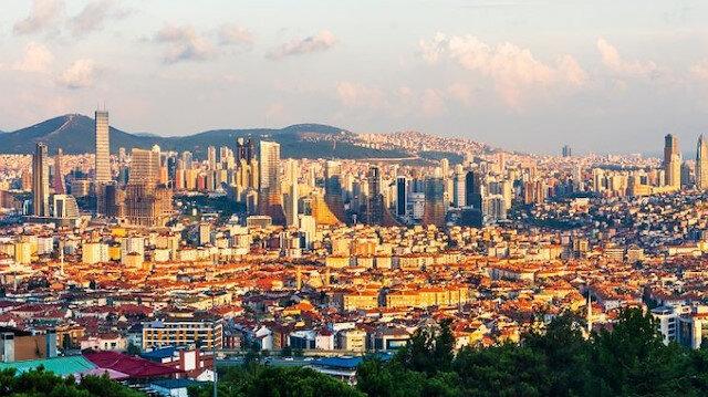 74 farklı ülke vatandaşına Türkiye'de konut satışı gerçekleştirildi.