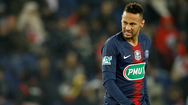 PSG's Neymar out for about 10 weeks with foot injury