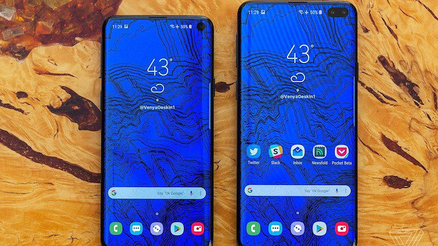 Samsung Galaxy S10'da kullanılacak 1TB depolama alanı tanıtıldı