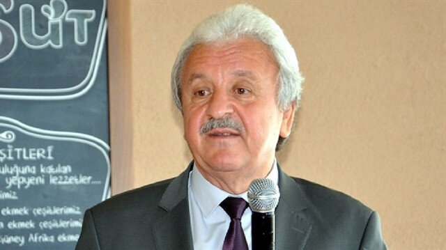 20. dönem Zonguldak Milletvekili Necmettin Aydın