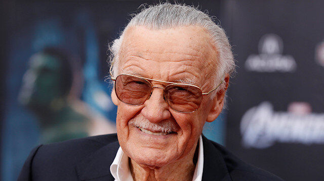 Superhero creator Stan Lee honored in Hollywood