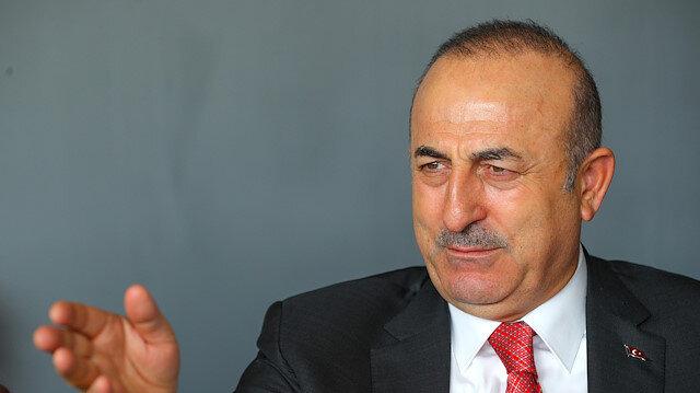 Turkish FM Çavuşoğlu