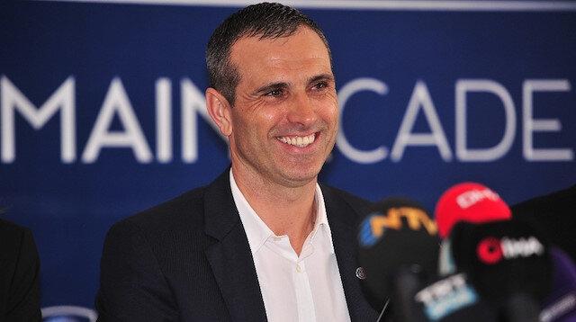 Pauleta, Paris Saint-Germain Türkiye Futbol Akademisi'nin tanıtım toplantısı için Türkiye'ye geldi.