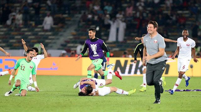 2019 Asya Kupası Şampiyonu Katar