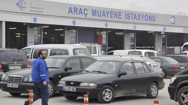Araç muayene randevusu için 6-7 dakikalık konuşma sonrası 150 lira fatura geldi.