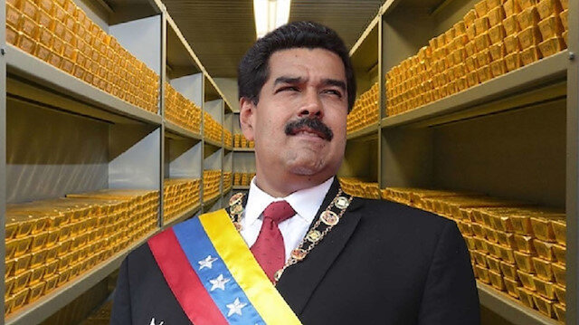 Crisis-hit Venezuela to ship gold to UAE for euros in cash