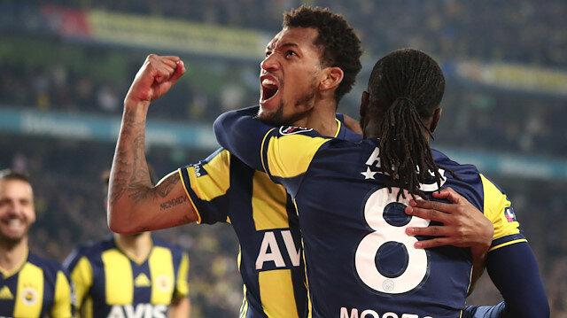 Fenerbahçe, Göztepe'yi Ülker Stadı'nda Ayew ve Moses'in golleriyle 2-0 yendi.