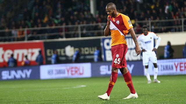 Yeni transferlerden Marcao 90 dakika sahada kaldı.