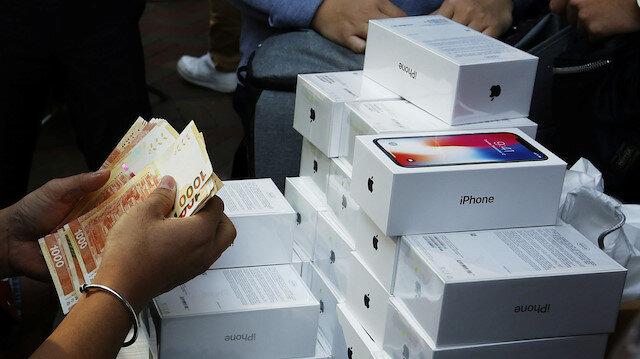 iPhone ucuzlayınca hücum ettiler