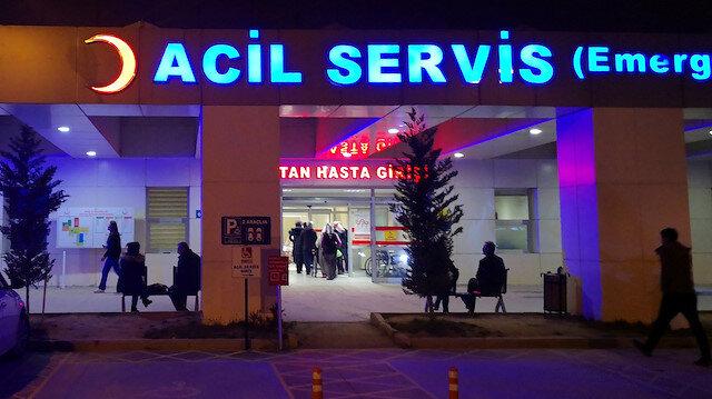 Burdur'da 300 kişi hastaneye başvurunca sudan numune alındı